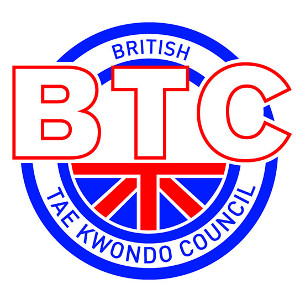 British Taekwon-Do Council Badge