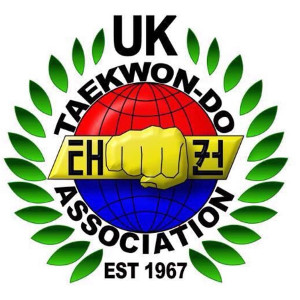 UK Taekwon Do Association Badge
