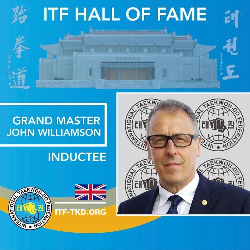 GMW ITF Hall of Fame Photo
